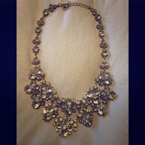 Gorgeous gold plated necklace